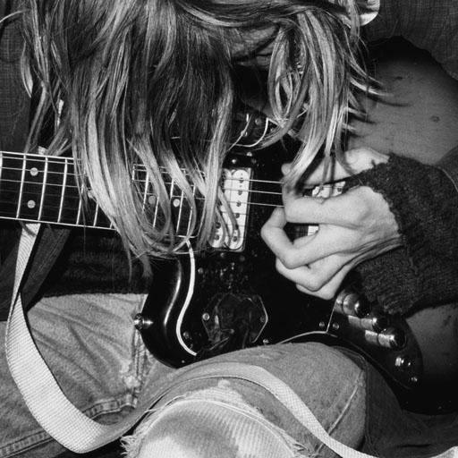 Kurt Cobain, Berlin by Juergen Teller.