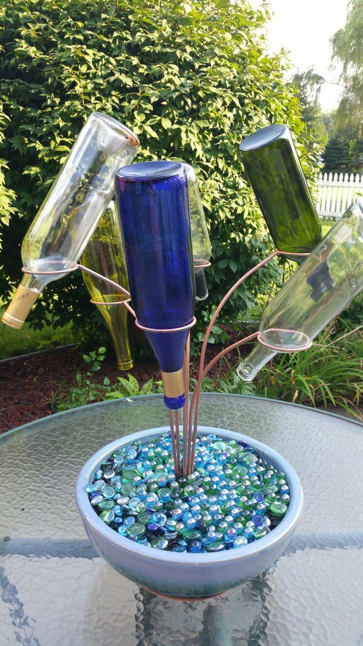 17 best Bottle Crafts images on Pinterest | Bottle crafts, Wine ...