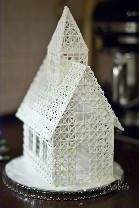 royal icing church | cakes | Pinterest | Royal Icing, Church and ...