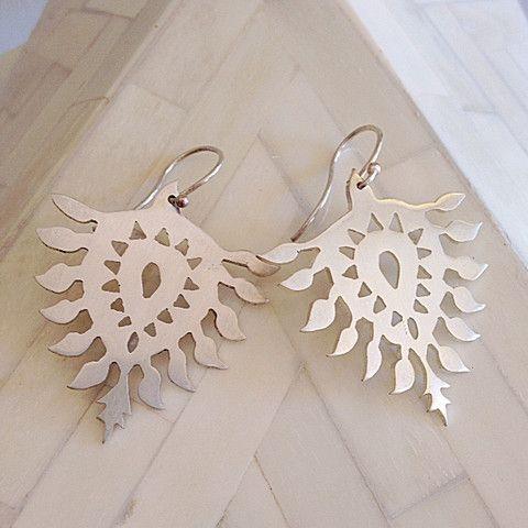 Persian Nights Sita Earrings – Eran Naylor Jewellery