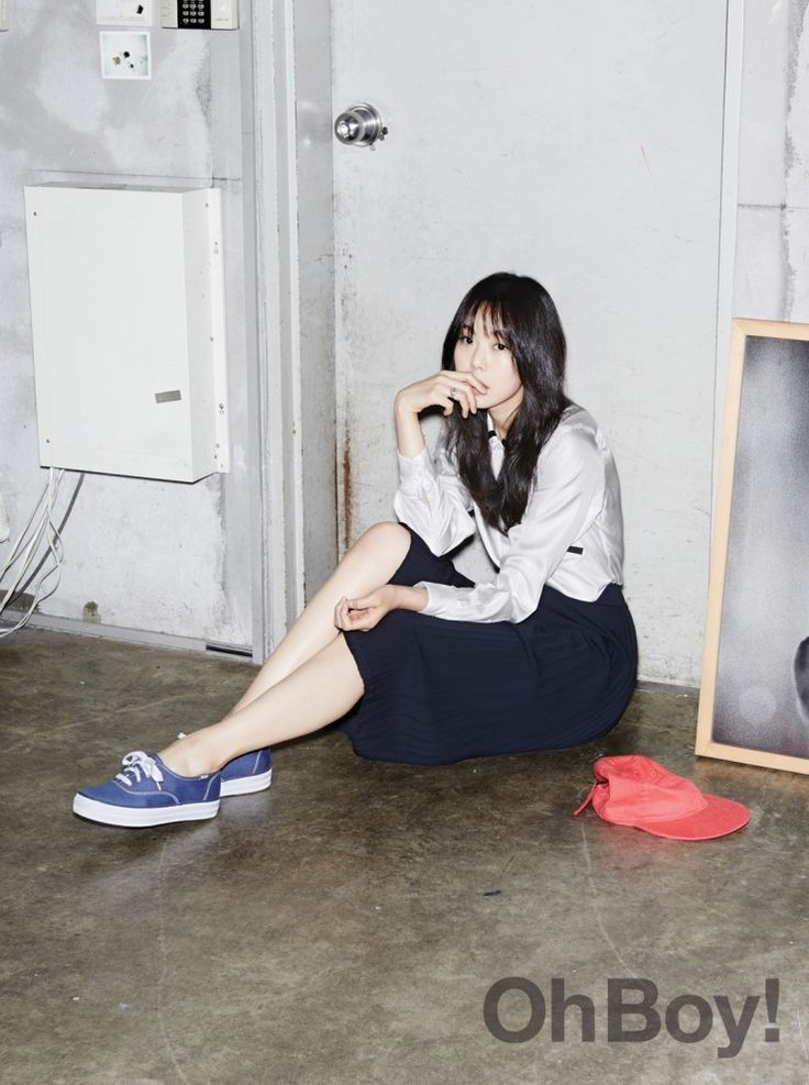 Kim Min Hee for Oh Boy 4