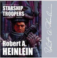 Starship Troopers by Robert A. Heinlein, Lloyd James (Narrator) #audiobook #audioreading #starshiptroopers #scifi #sf #heinlein