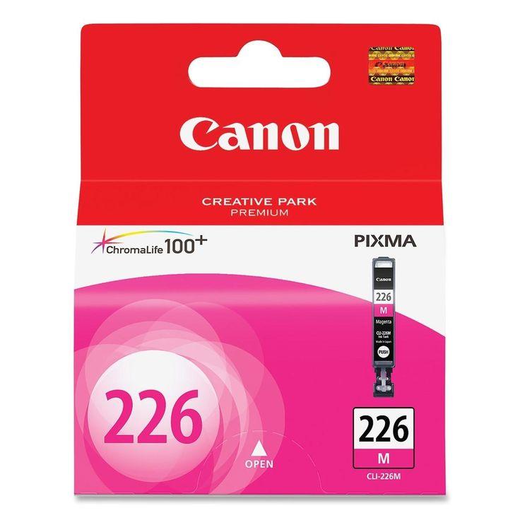Canon CLI-226 Ink Cartridge, Pink #4548B001