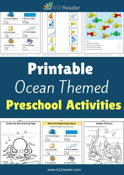 203 best Preschool Activities and Worksheets images on Pinterest ...