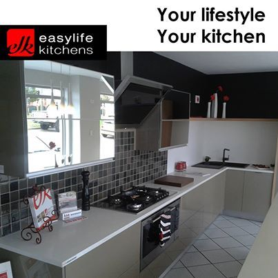 Have you visited our Showroom in George yet? Easylife Kitchens George has a number of our standard kitchen designs on display, fully equipped, to give you a better perspective of what you are buying. #kitchencupboards #designerkitchens #lifestyle