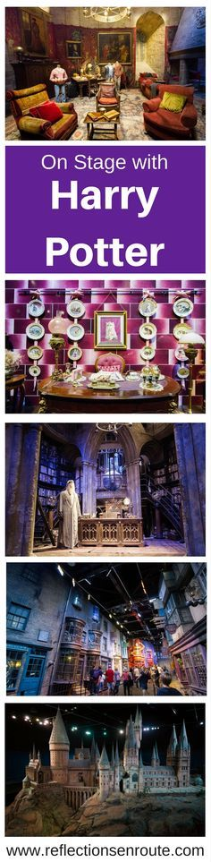 Calling all Harry Potter fans! If you haven't made your way to the Warner Bros. Studio Tour in Watford, England then you need to click here now! #HarryPotter #England #behindthescenes