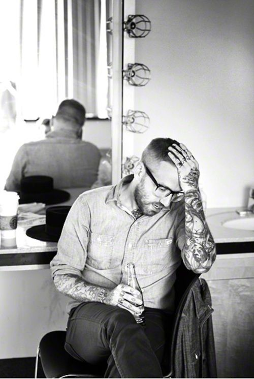 Ladies and Gentlemen, Mr. Dallas Green of City and Colour