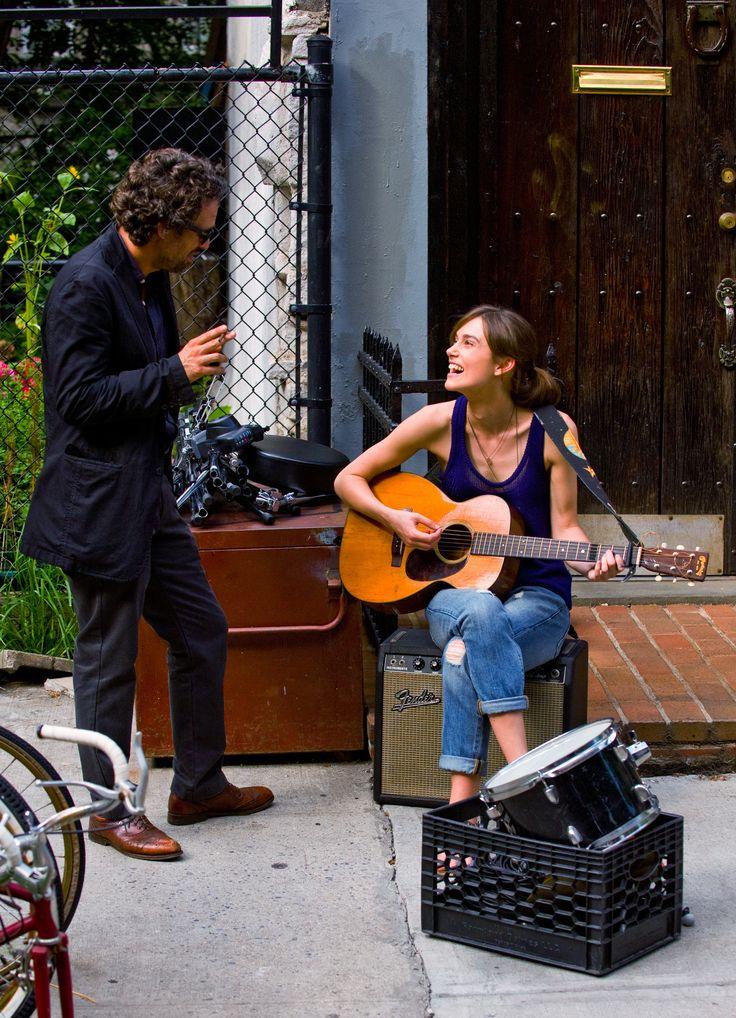 Keira Knightley, Adam Levine, and Mark Ruffalo Make Sweet Music