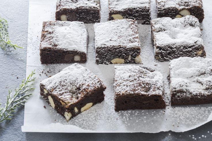 Utterly delicious triple chocolate brownies, simple to make at home. You won't…