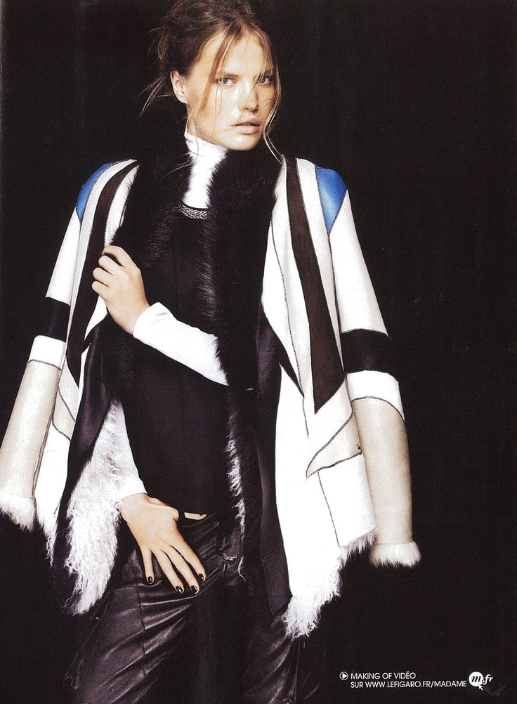 Madame Figaro 2012-13 collection