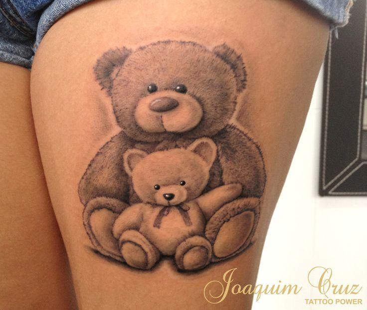 teddy bear tattoos - Google Search