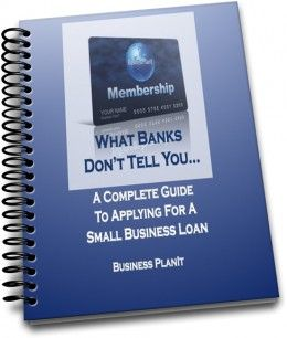 Applying for a small business loan in florida?  Here's just a little of what you need to know.