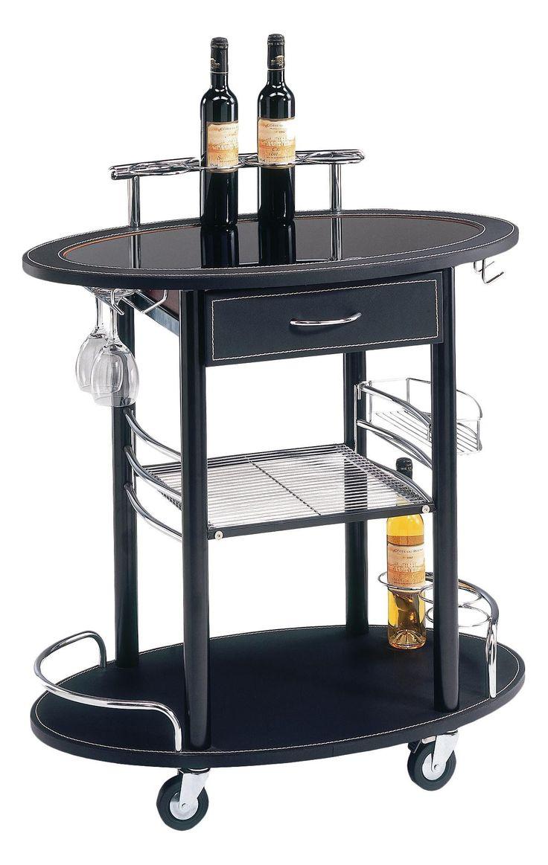 Minibar Serving Cart