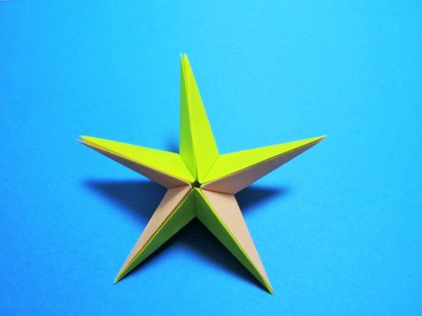 クリスマス 折り紙 折り紙 ちょうちょ 立体 : pt.pinterest.com