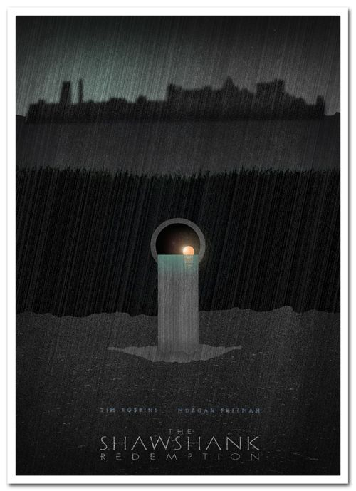 Shawshank Redemption by 3ftDeep