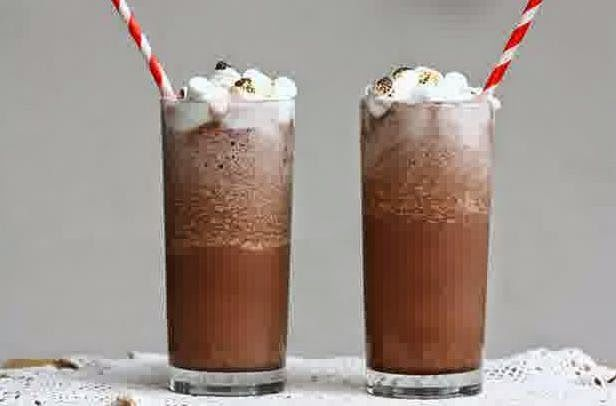 Resep Cara Membuat Frozen Hot Chocolate Tea Enak http://dapursaja.blogspot.com/2014/07/resep-cara-membuat-frozen-hot-chocolate.html