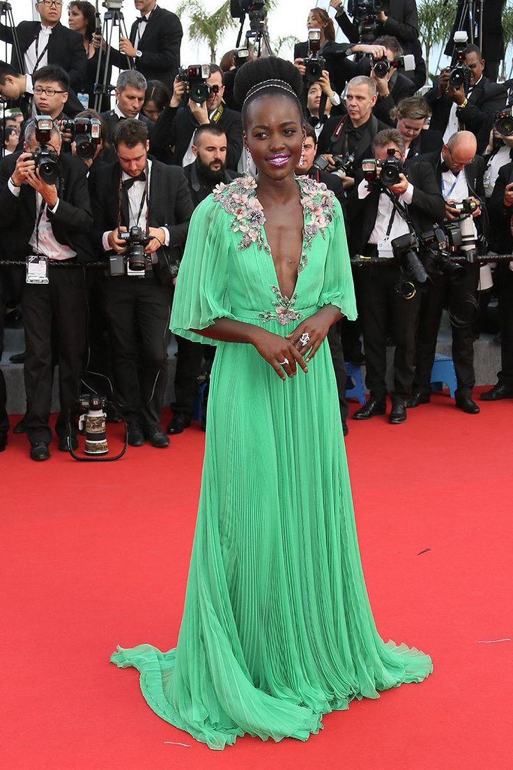 Cannes Best Dressed–Lupita Nyong'o