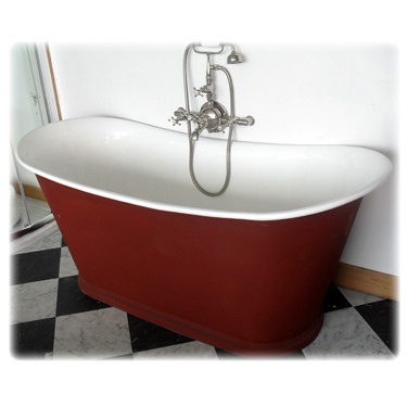 For a truly established and unique bathroom suite, indulge in our original antique cast iron baths. Fully restored to their former glory, these elegant baths will surely make an outstanding eye catching feature within your bathroom.