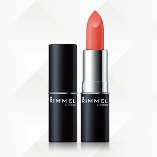 クリーミィマットカラーが濃密に発色。気持ちいいやわらか唇に仕上げるリップスティック。マシュマロルック リップスティック