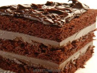 Receta de torta de chocolate y remolacha