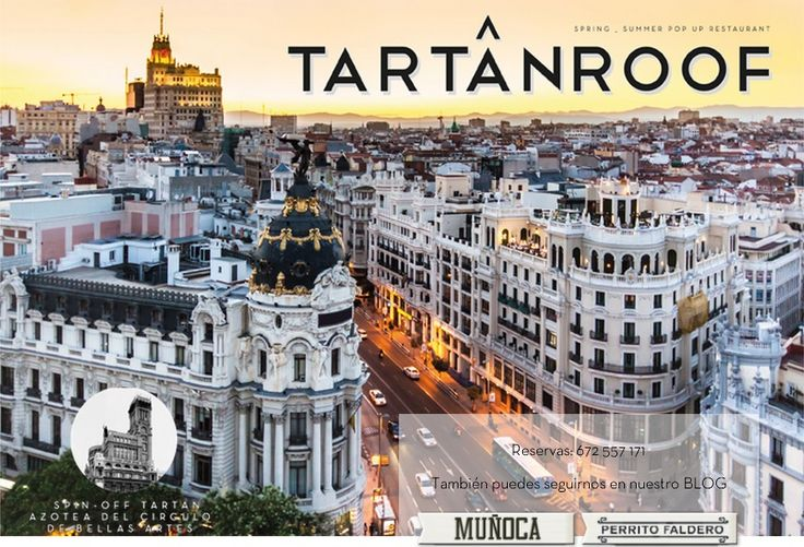 TARTANROOF en Los Madriles, Madrid