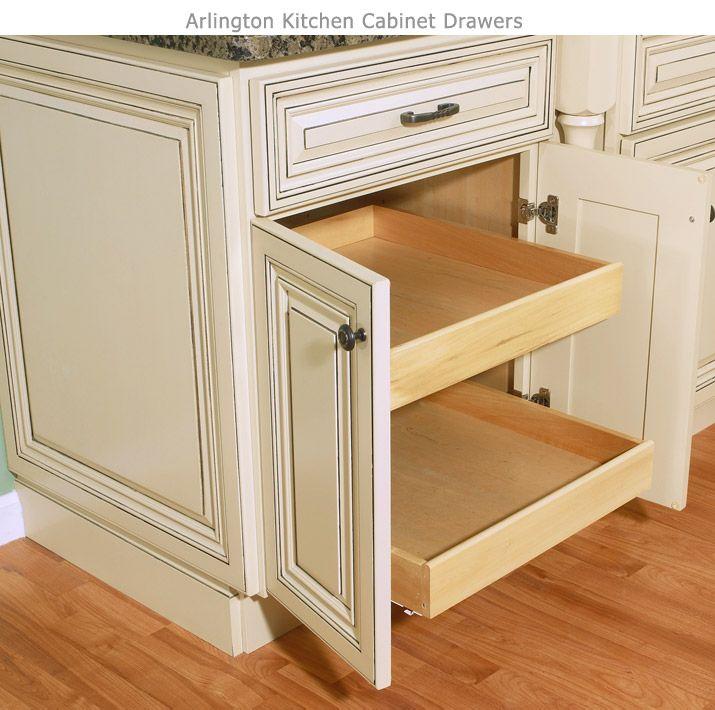 Kitchen Cabinet Discounters: Tuscany White Kitchen Cabinets