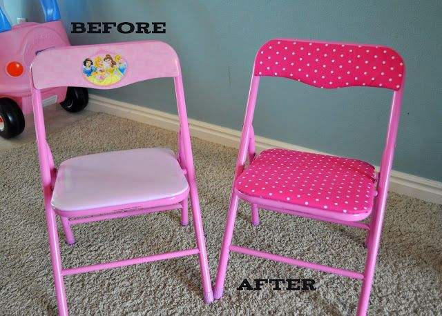 Redo kids folding chairs