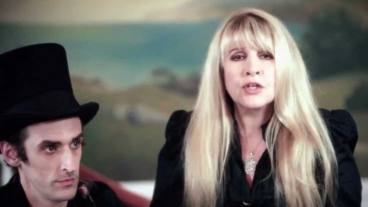 "Stevie Nicks - ""Moonlight (A Vampire's Dream)"" Official Music Video THIS WOMAN IS THE QUEEN OF ROCK AND ROLL AND THE MOTHER OF GOTH. SHE'S ALWAYS BEEN THIS."