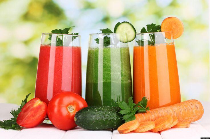 Detox dieta disintossicante