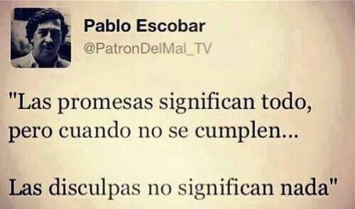 219 besten colombia lo tiene todo bilder auf pinterest - Pablo escobar zitate ...