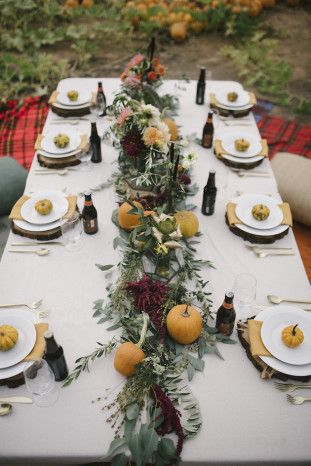 Pumpkin Patch Wedding Inspiration for Fall | Ellie Koleen Photography | Oh What Joy Events | Bridal Musings Wedding Blog 12