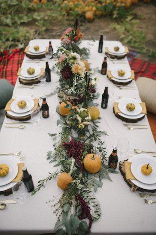 Pumpkin Patch Wedding Inspiration for Fall | Ellie Koleen Photography | Oh What Joy Events | Bridal Musings Wedding Blog 12