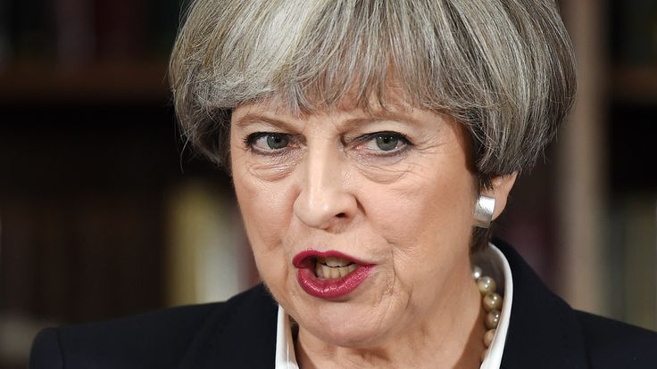 """Justin Li   British Prime Minister Theresa May said on Tuesday she was prepared to make changes to the country's human rights laws in order to fight extremism at home. """"As we see the threat changing, evolving, becoming more complex, we need to ensure that our police and our... - #Extremism, #Fight, #Human, #Law, #PM, #Rights, #Table, #UK, #World, #World_News"""