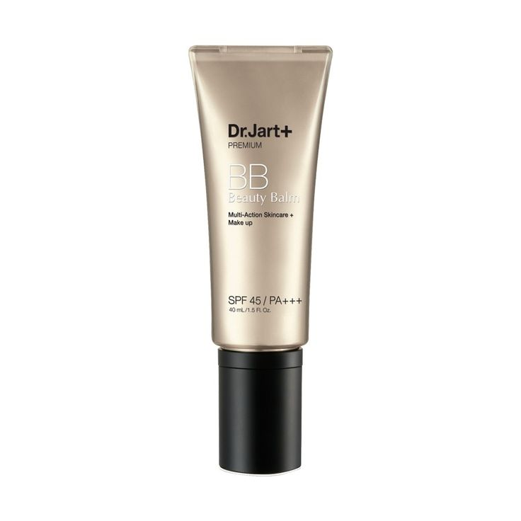 """Dr. Jart+ Premium Beauty Balm SPF 45+, $39.00 #birchbox.  Need to find a sample because I am not paying $39 for a """"universal shade"""" that does not match my skin."""