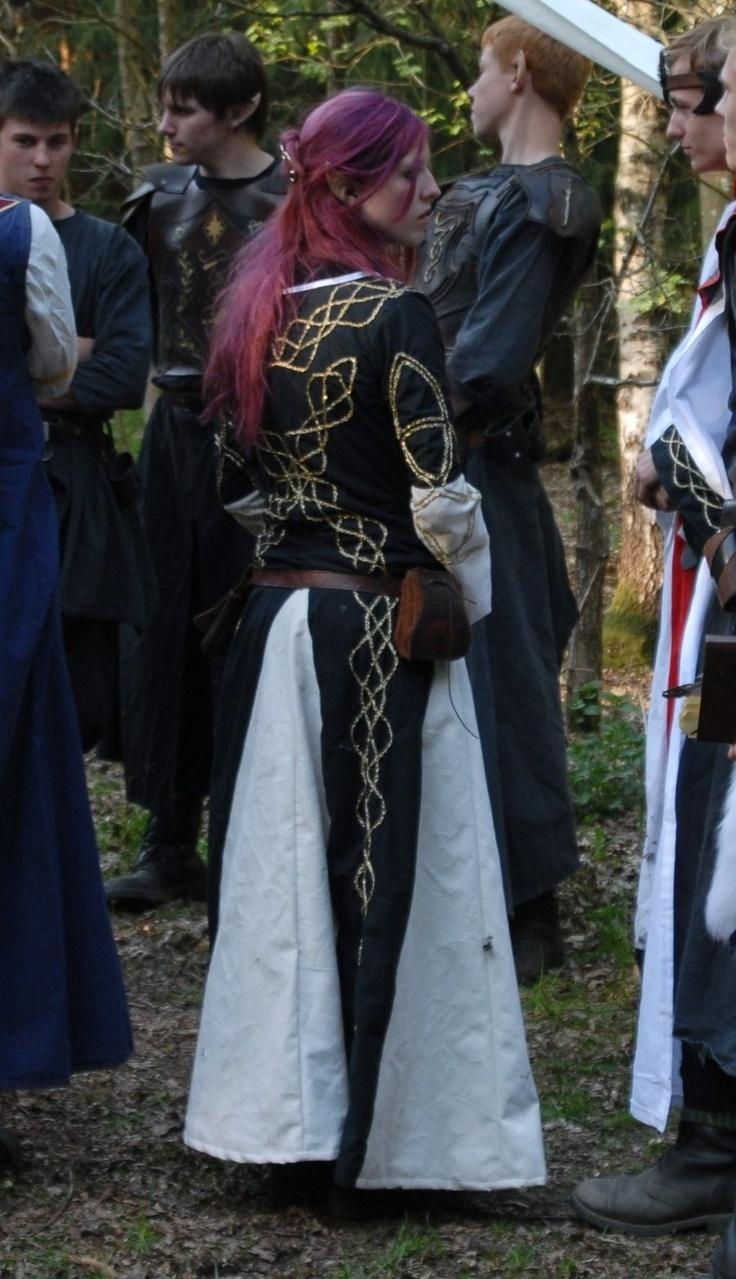 danish LARP elven priest by ~NikaiaStringarth on deviantART
