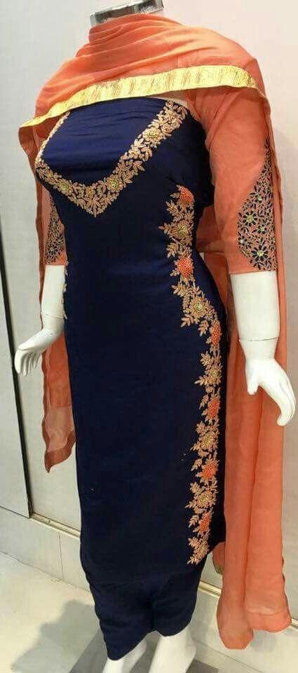 Sandhu designer outfits