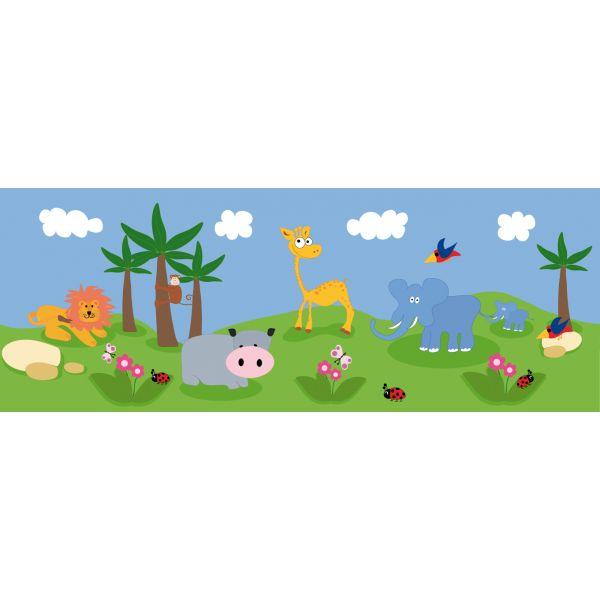 ANIMALES. Todos los animales de la selva para tu niño.