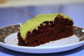 Sjokoladekake med avokado