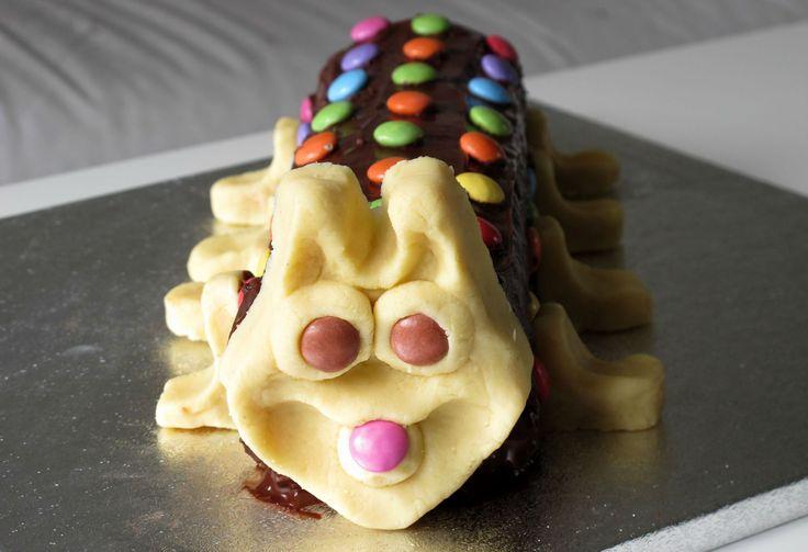 Best 25 Colin The Caterpillar Cake Ideas On Pinterest