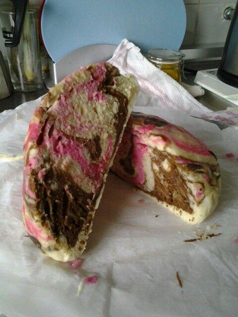Roti kukus steamed cake homemade♥*Deventer Selfisina*