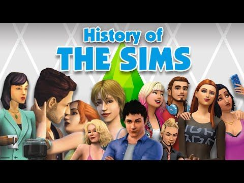 cool The History Of The Sims