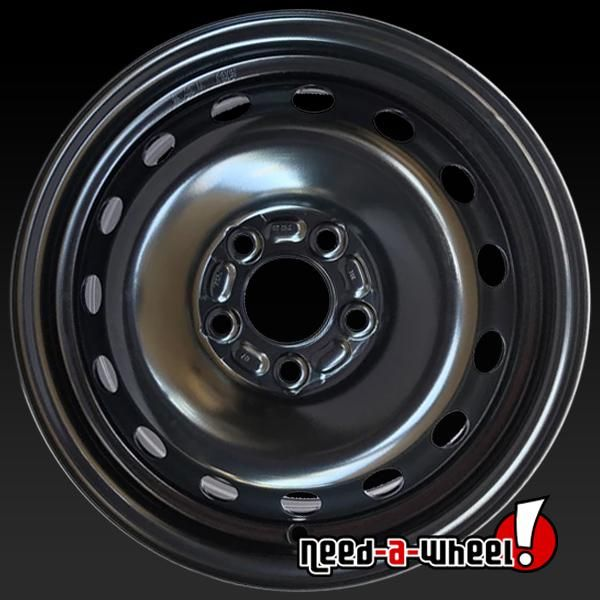 2012 2018 Ford Focus Oem Wheels For Sale 15 Black Stock Rims 3875 Oem Wheels Wheels For Sale Ford Focus