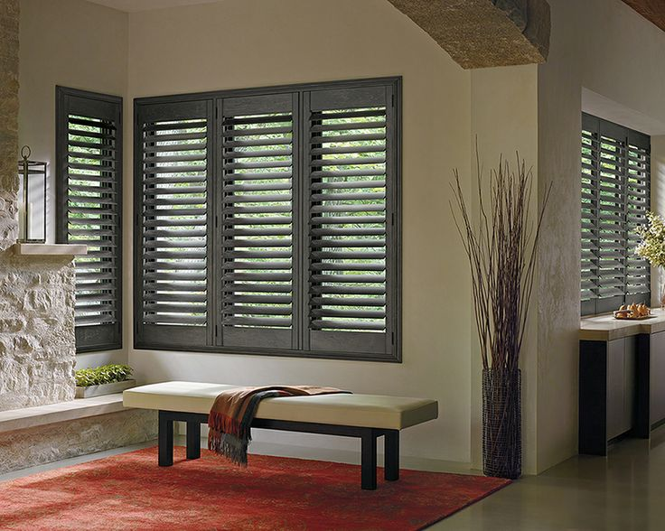 Designed By Natureu0027s Hand, Artistically Finished By Ours. Made From Rapidly  Renewable Genuine Hardwood, Hunter Douglas Heritance® Hardwood Shutters. Ideas
