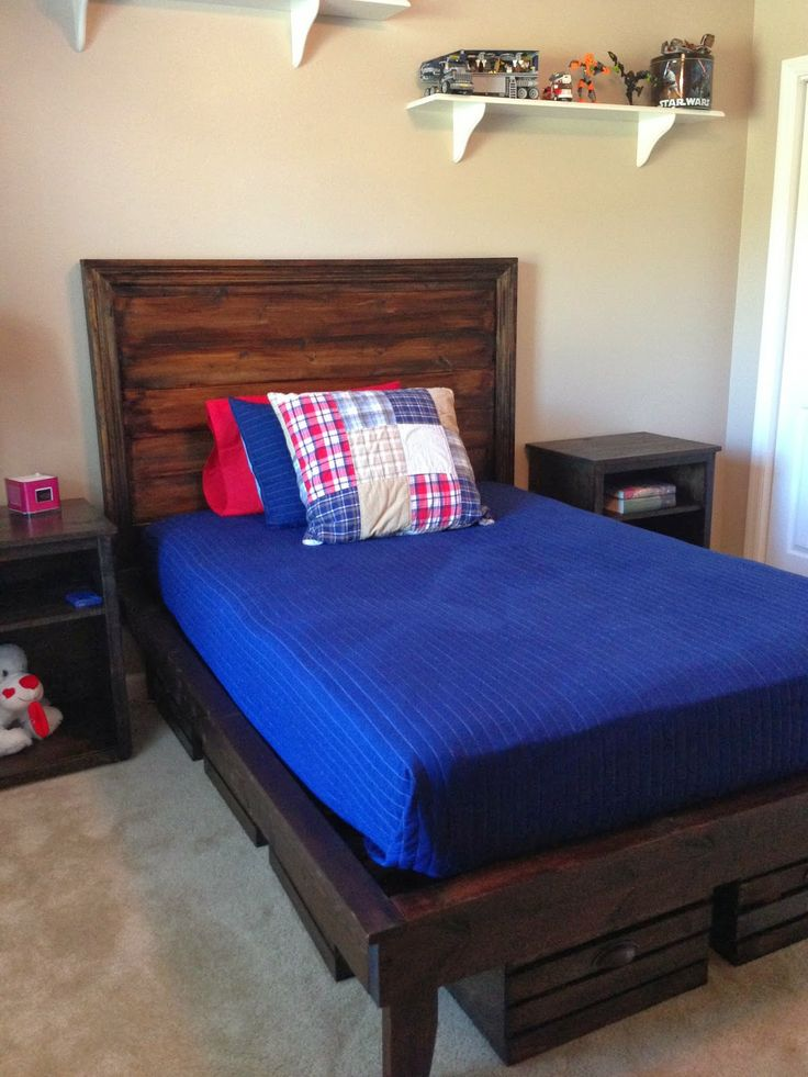 25 best ideas about full size beds on pinterest full beds diy full size headboard and full. Black Bedroom Furniture Sets. Home Design Ideas