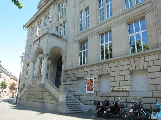 Photo of Zentralbibliothek  Public/University Library - someplace to spend a low-key hour or two