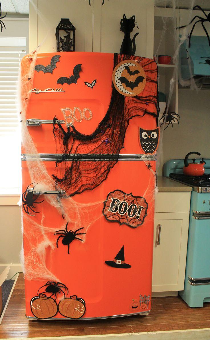 59 best Halloween Kitchen images on Pinterest | Big chill