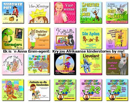 Kontak my gerus vir Anna Emm kinderstories