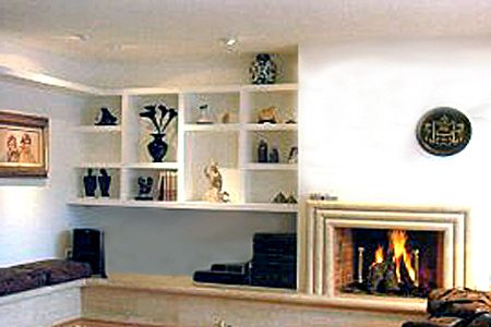Pladur: Hacer Muebles, Mueble Chimenea, House Ideas, Furniture, Ideas Para, Pladur Ideas, Furniture