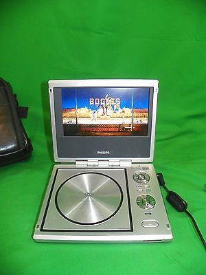 philips pet710 portable dvd player 7 with manual aquarium rh pinterest com Philips Portable DVD Player VCR Philips Portable DVD Player VCR