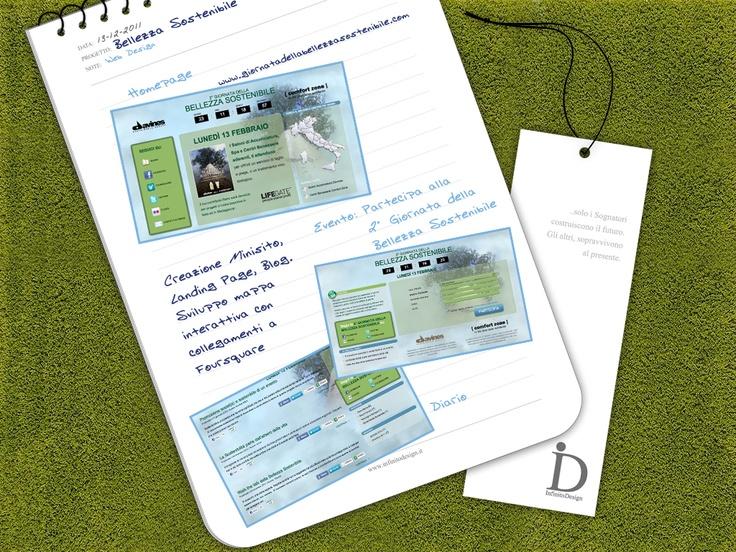 2° Giornata della Bellezza Sostenibile - Davines - [ comfort zone ]    Online: http://www.giornatadellabellezzasostenibile.com/